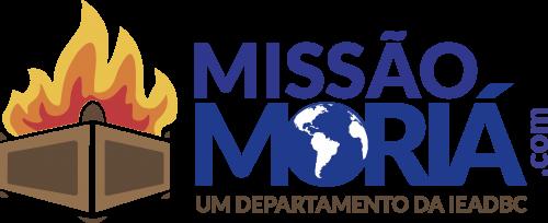 Logo Oficial Missão Moriá